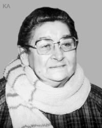 Горват Анна Андреевна