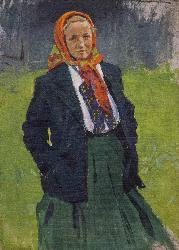 Мемориальная выставка Гавриила Глюка в Ужгороде