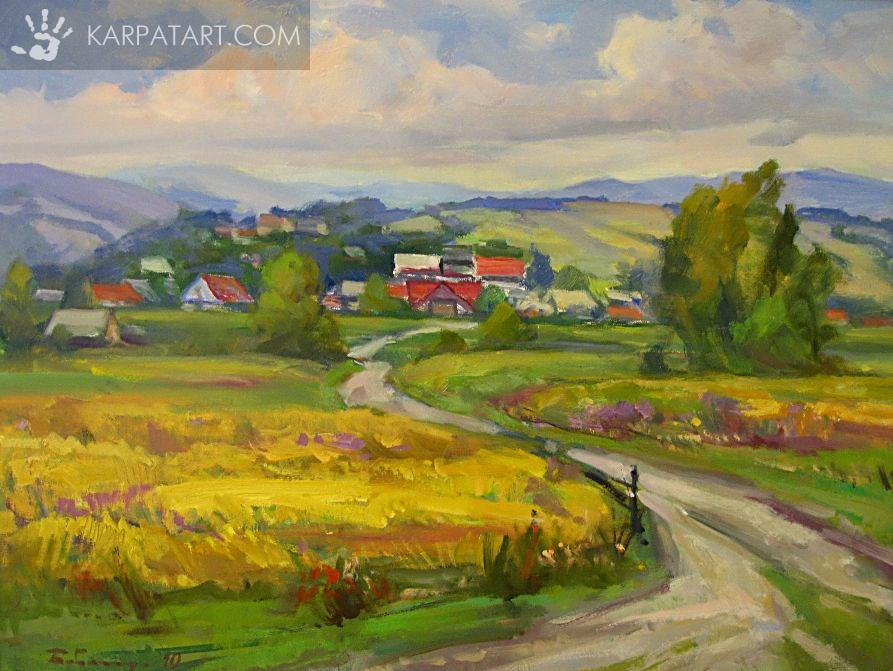Пшеничне поле / Бабинець Йосип Михайлович