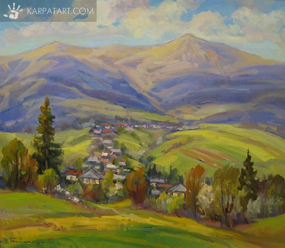 Гора Пікуй / Бабинець Йосип Михайлович