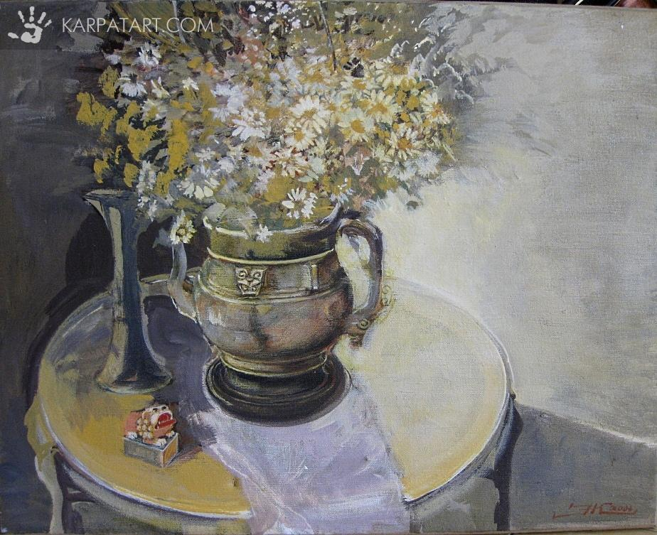 Still life in south style / Kirilova Nadiya