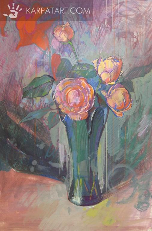 Roses / Pulup Roman