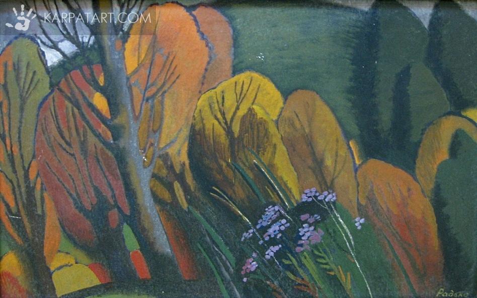 Autumn / Korzh - Radko Lyudmyla