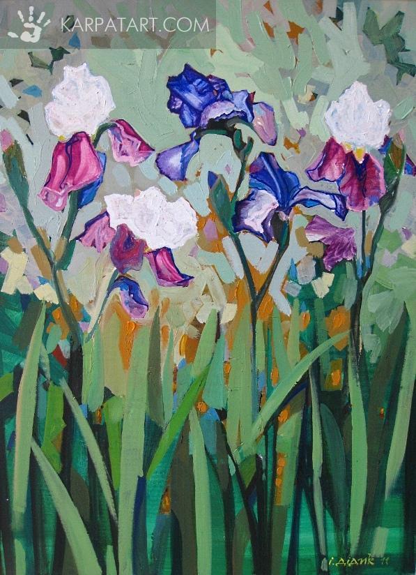 Irises / Didyk Ivan