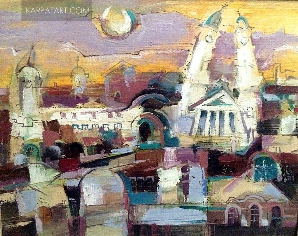 Ужгород, 1995 р.в. / Усик Тарас Степанович