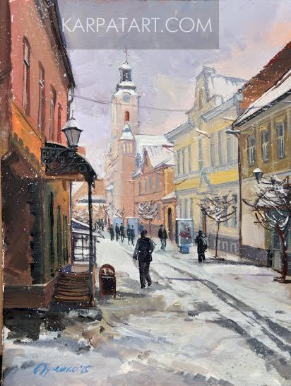 Uzhhorod / Dulenko Jaroslav