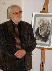 Ретроспективна виставка Петра Шолтеса