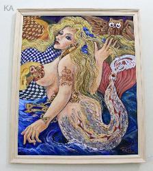 Виставка художників творчого об`єднання ім.М. Мункачі